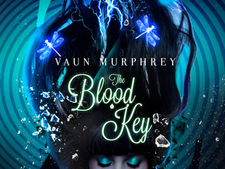 Release Date for THE BLOOD KEY!