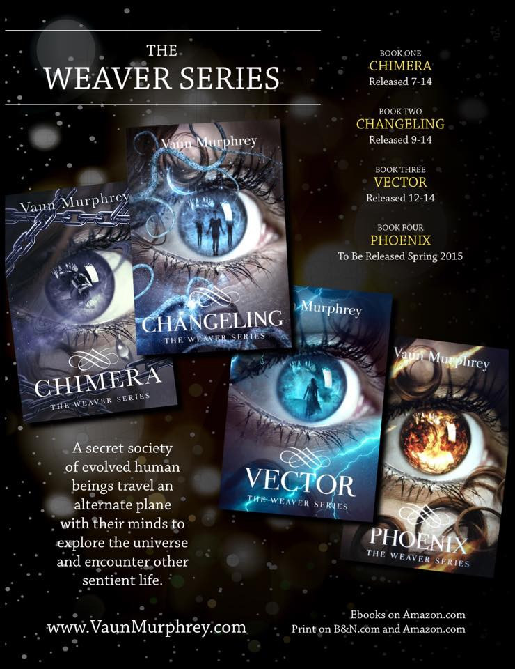 Covers by Nathalia Suellen and advertisement by Lauren K at Shelf Media Group