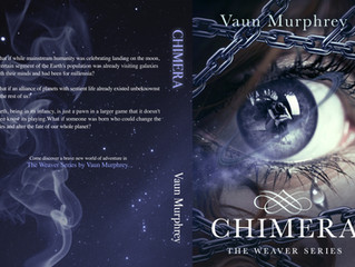 CHIMERA, Book One in the Weaver Series is uploaded to Amazon!