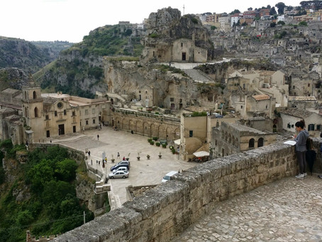 Matera - Undiscovered Italy