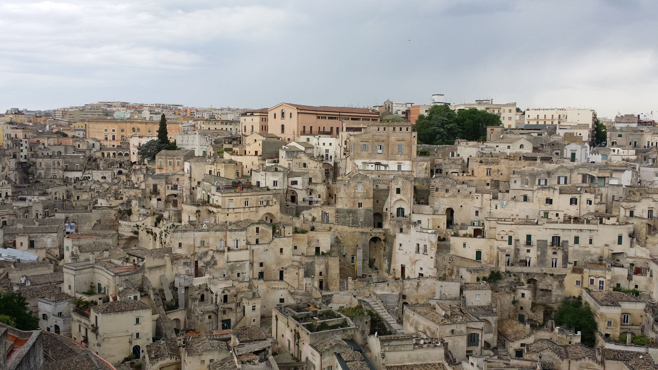 Matera Freedom Travel