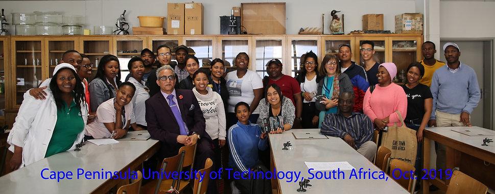 Cape Peninsula Uni Of Tech, 17-09-2019.J