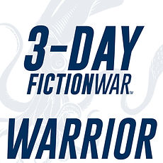 3-DAY Fiction War Warrior