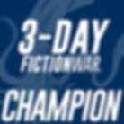 3-DAY Fiction War Champion
