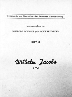 dokumente zur gesch.d.dteinwanderung wil