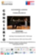 73 concierto alexandros jusakos e yvanko