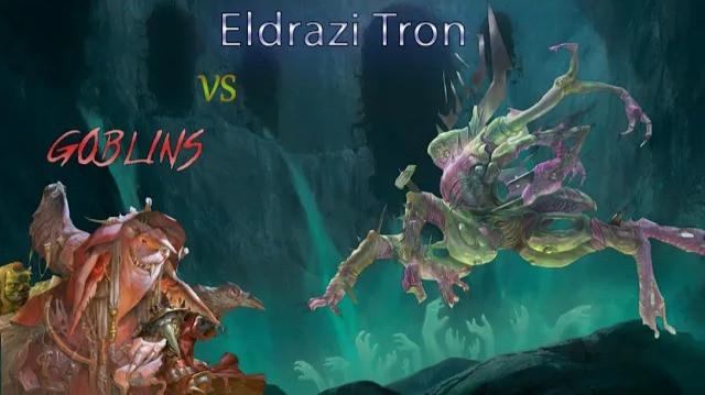 Modern Meta Matchups: Goblins Vs E-Tron