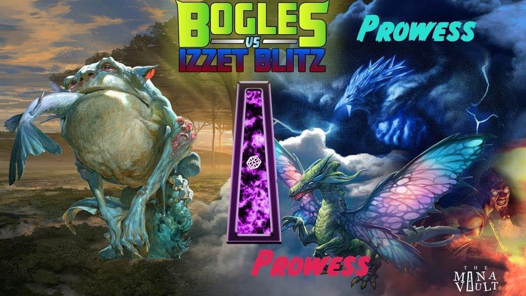 Modern Meta Matchups: Bogles VS Izzet Blitz