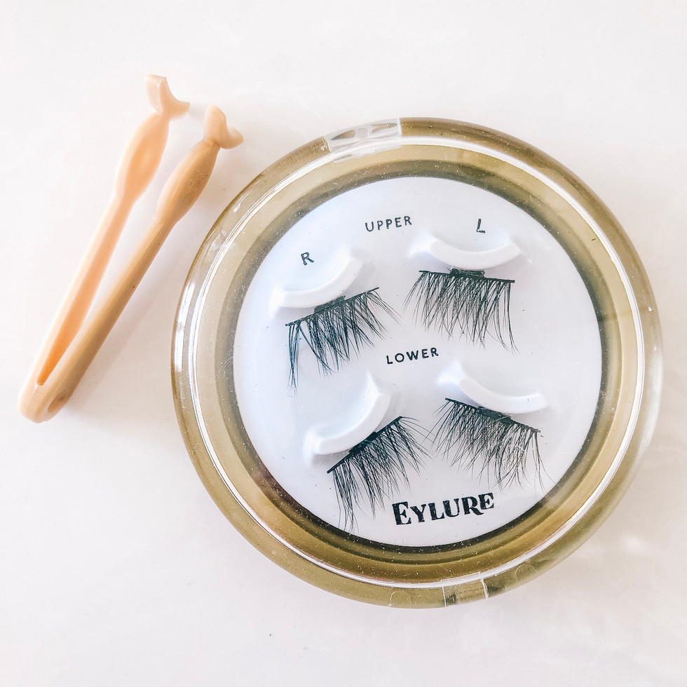 Magnetic Lashes: A Busy Mom's Review