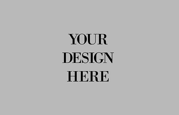 custom design charcuterie board