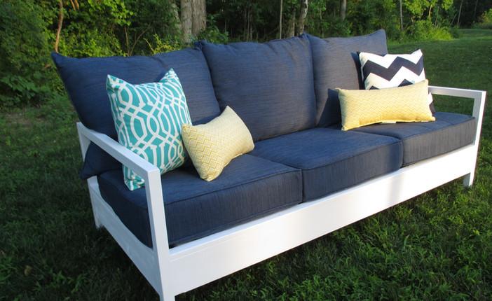 Nantucket Outdoor Sofa