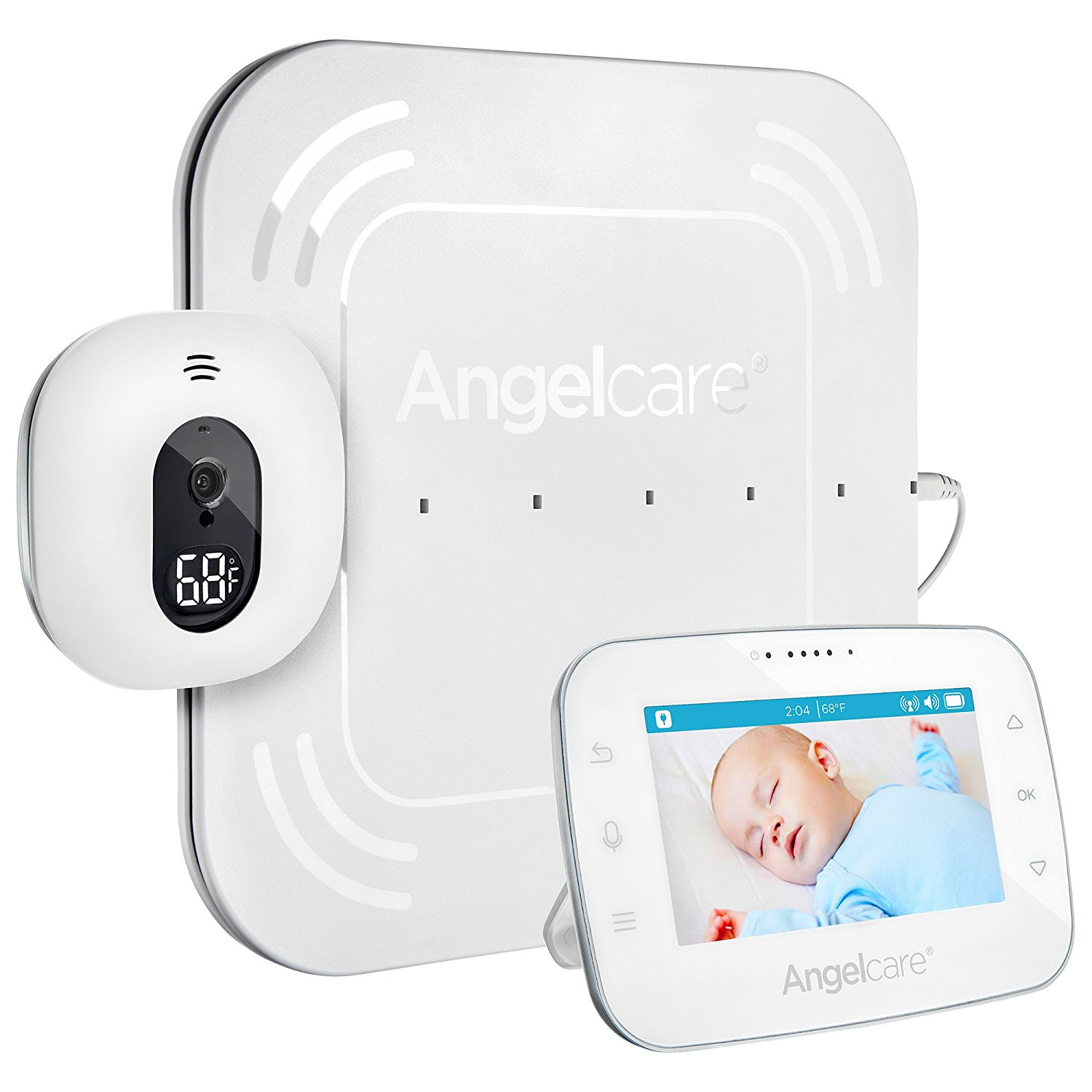 Breathing Baby Monitor