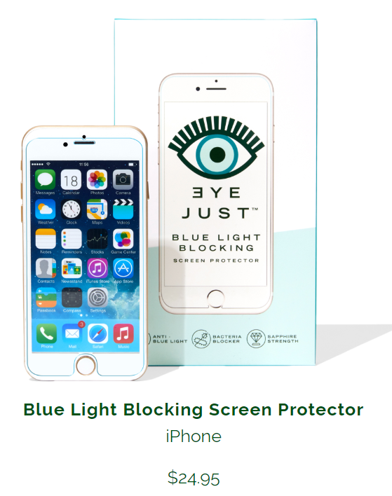 Blue Light Screen Protector