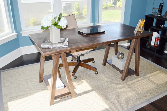liberty sawhorse desk