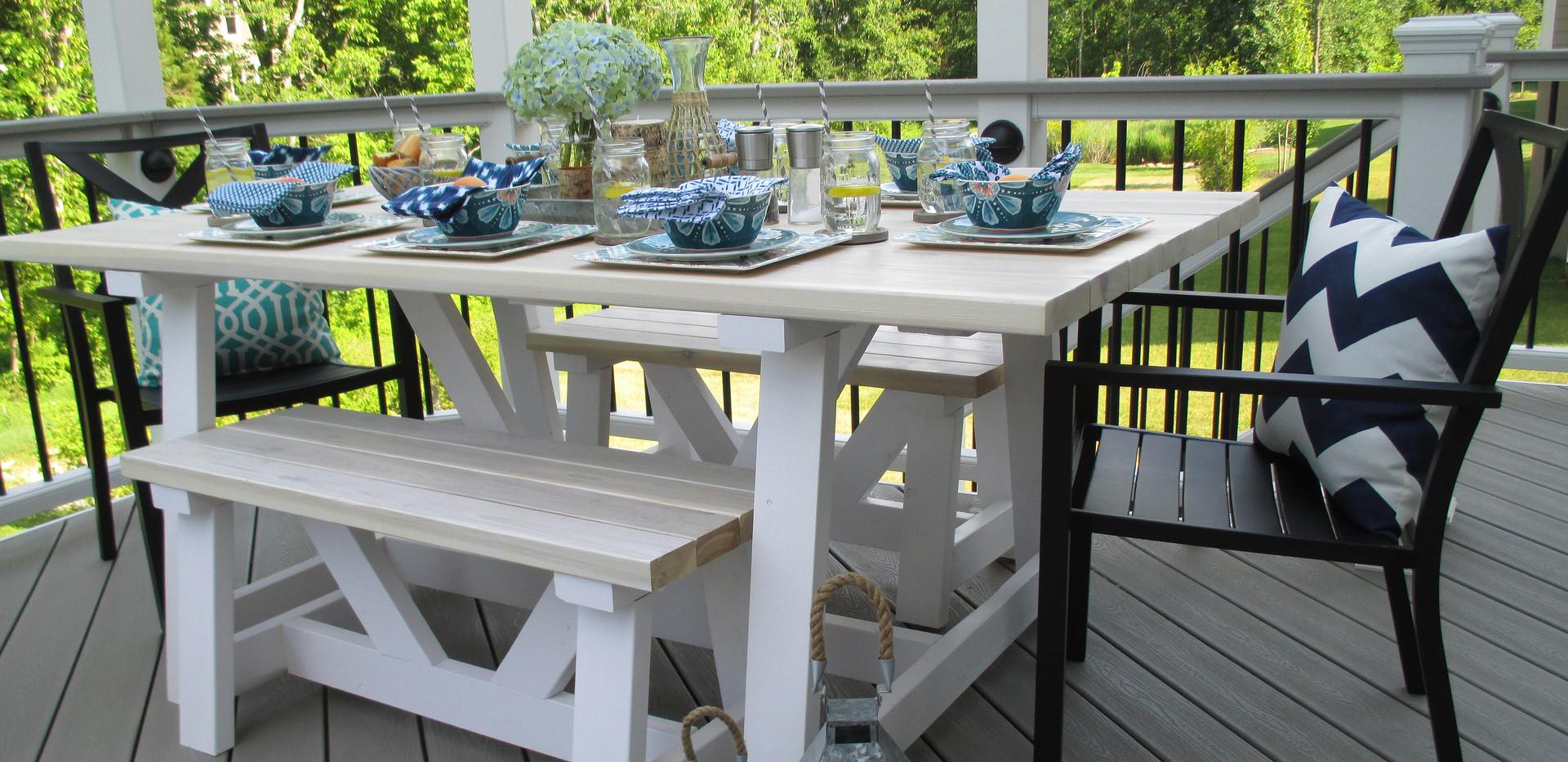 Provence Dining Set