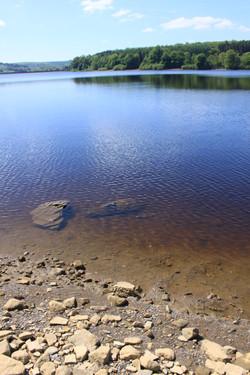 Swinsty reservoir in Summer