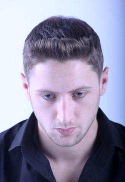 Studio hair shoots - Men
