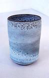 Altered Spiral Cylinder Seascape  H15cm