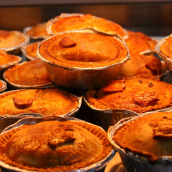 Classic Pork Pie (baked in-house)