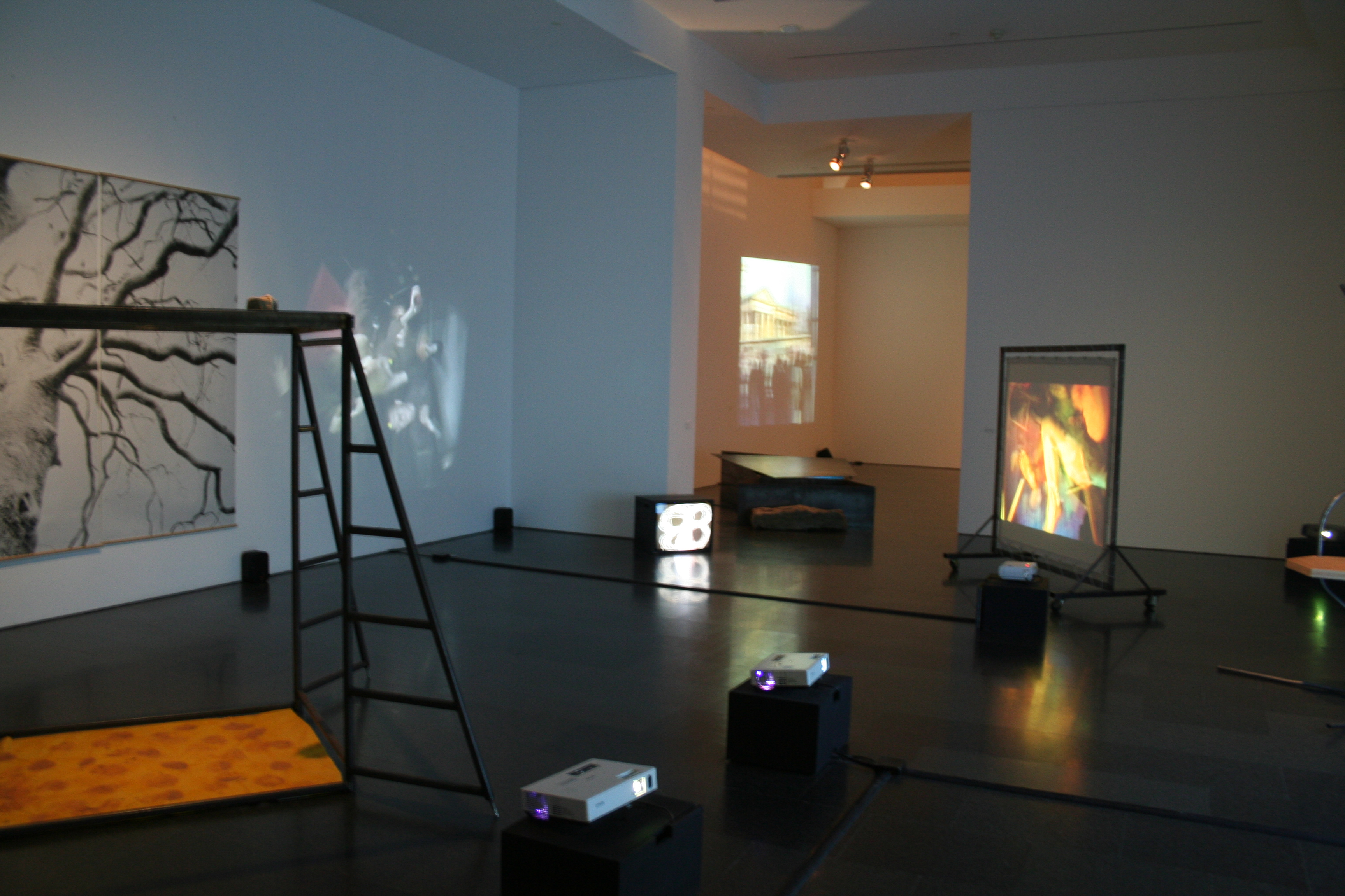 Museum of Modern Art . Barcelona
