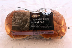 Packaged bred product