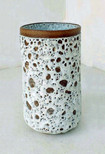 Altered Cylinder extreme glaze  H18cm W1