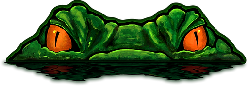 Gator reflection logo.png