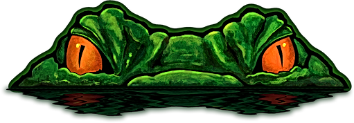 Gator reflection logo.png