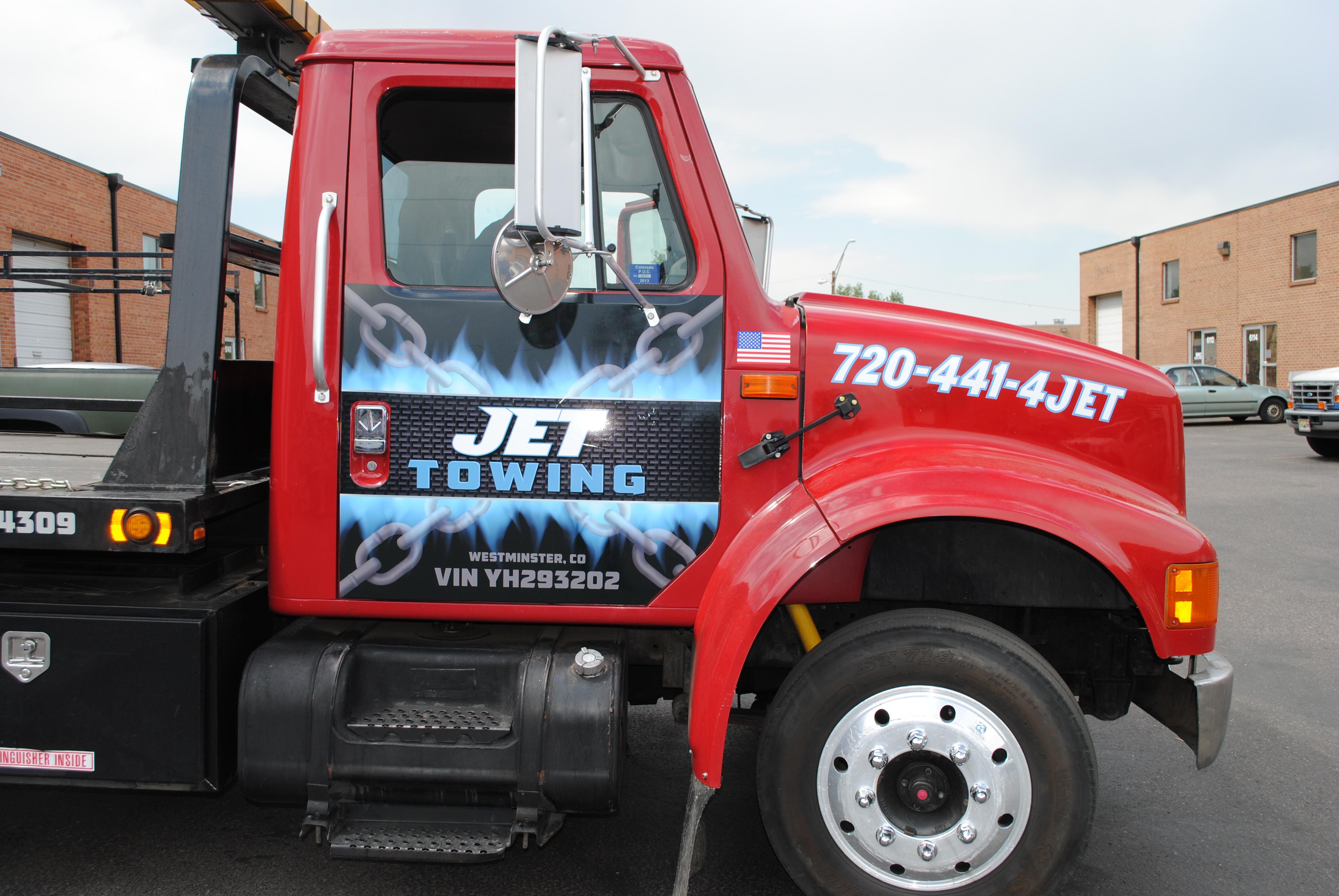 Jet Towing