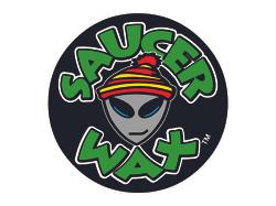Saucer Wax logo