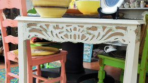Another Drab to Fab Table