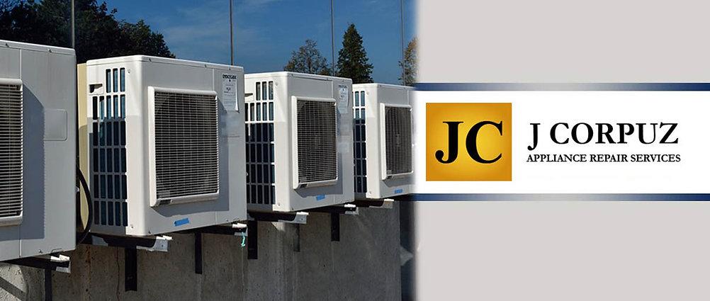 Ref & Aircon Maintenance | J Corpuz Appliance Repair Services