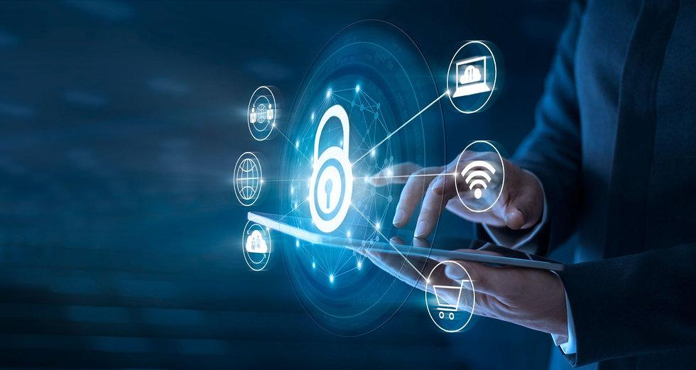 Evaluating cybersecurity capabilities 3.