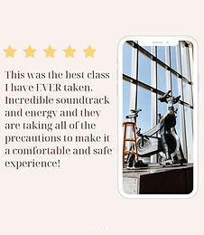 Fitness Instructor tips - class pass reviews