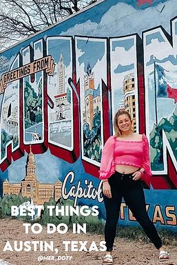 Week Guide to Austin, Texas