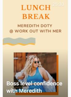 Boss Level Confidence - StoreyLine IGTV