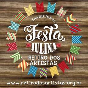 Cidade das Artes recebe a Festa Junina do Retiro dos Artistas