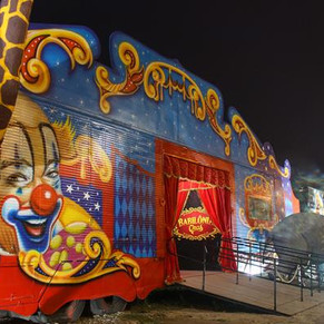 Via Parque Shopping recebe Babilônia Circus