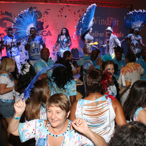 Windsor Barra realiza feijoada carnavalesca neste sábado