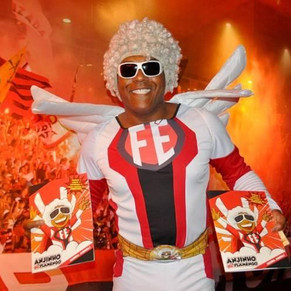 Città recebe o primeiro Futmesa do Anjinho do Flamengo no Rio de Janeiro