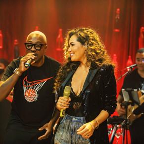 Entre as dez mais tocadas do Brasil no Youtube, Karinah é reverenciada por Mumuzinho e Dudu Nobre