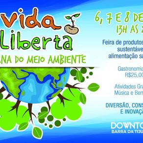 Feira vegana leva ao Downtown palestra de Mario Moscatelli e apresenta soluções ambientais