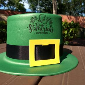 Downtown se veste de verde para mais uma edição do seu St. Patrick's Day