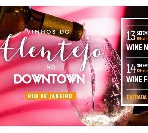 Evento Vinhos do Alentejo traz Portugal para o Downtown