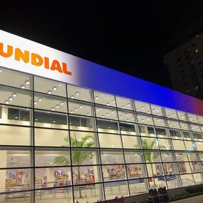 Supermercados Mundial faz parceria inédita com aplicativo de entrega rápida