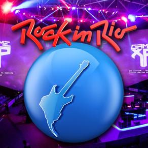 Rock in Rio revela atrações da Oi GamePlay Arena by Game XP