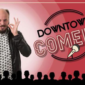 Downtown Comedy começa 2020 com o melhor do humor