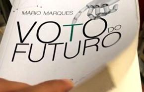 Voto do futuro x Panelaço
