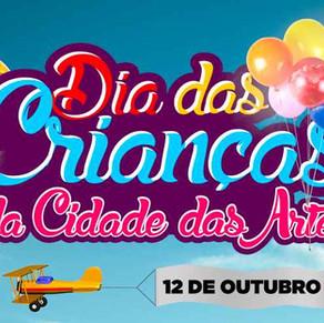Cidade das Artes celebra o Dia das Crianças