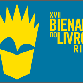 A XIX Bienal Internacional do Livro Rio está chegando